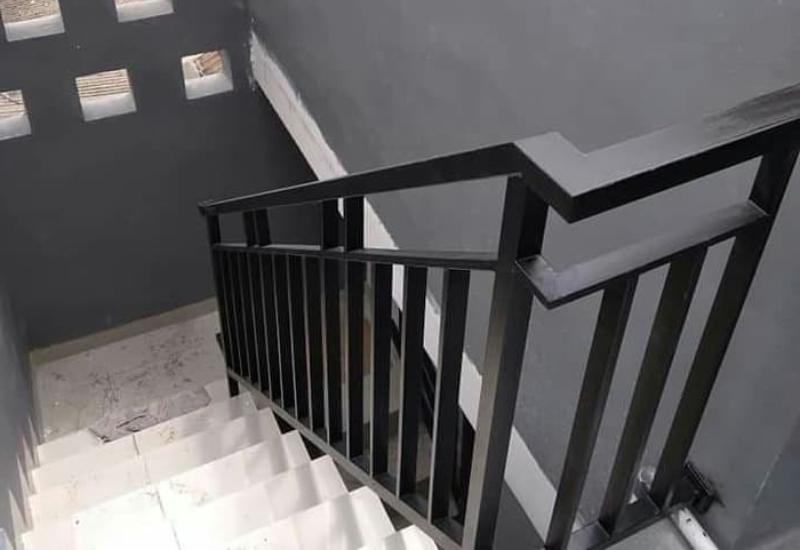 bikin tangga rumah kecil bogor