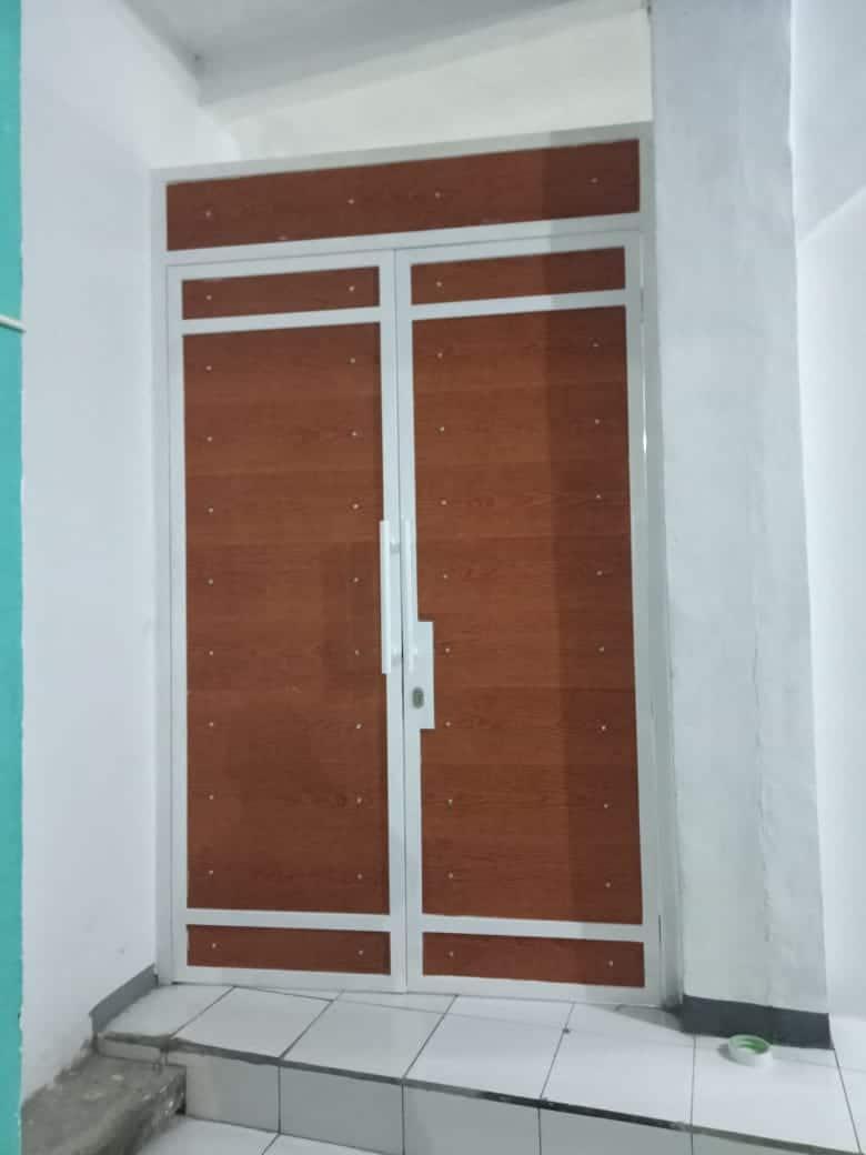 jasa pembuatan teralis pintu