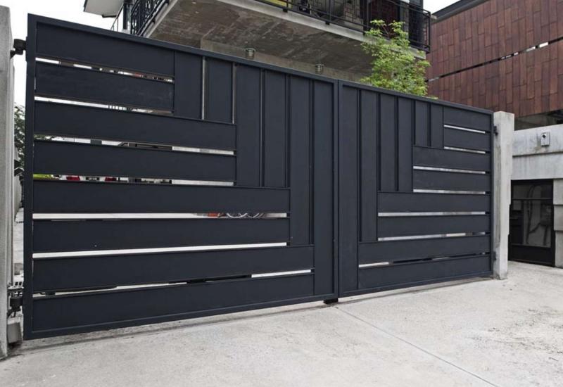pembuatan pagar rumah bogor