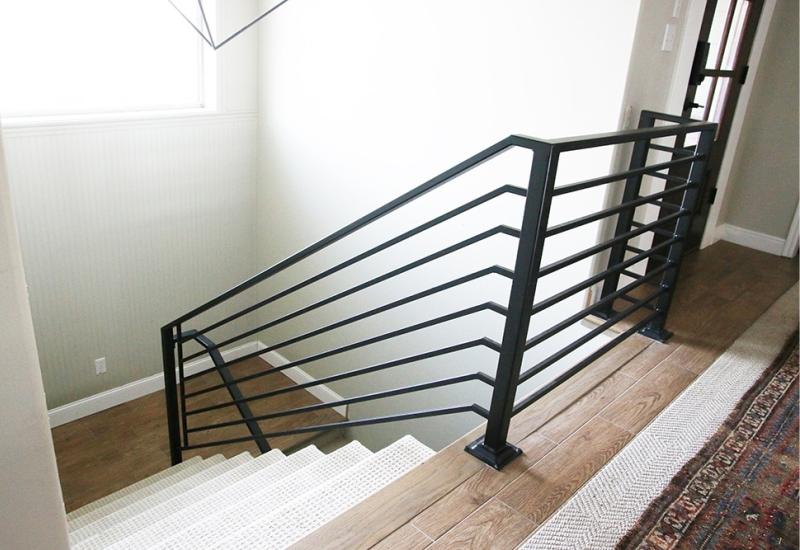 pembuatan-tangga-rumah-unik-bogor